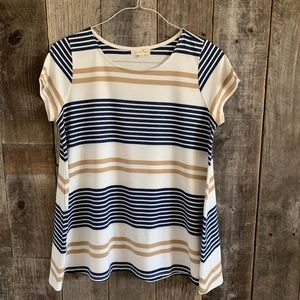 Puella Swing Stripe T-Shirt